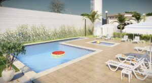 piscina residencial belvedere